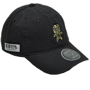 NCAA Zephyr Central Florida Knights UCF Tokyodachi Collection Relaxed Hat Cap