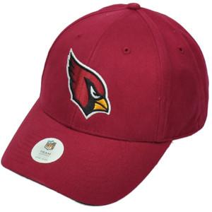 NFL Arizona Cardinals Burgundy Adjustable Hat Cap Curved Bill Football Game