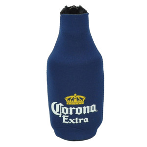 Corona Extra 12oz Zipper Coozies Bottle Coolers Beer Slip Coolies Hugger Cerveza
