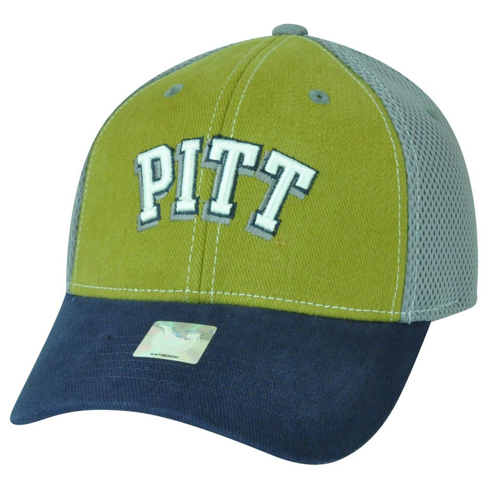 3de7d6df NCAA Pittsburgh Panthers Curved Bill Mesh Collegiate Adjustable ...