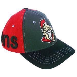 NHL LNH OTTAWA SENATORS ZEPHYR FLEX FIT SMALL HAT CAP