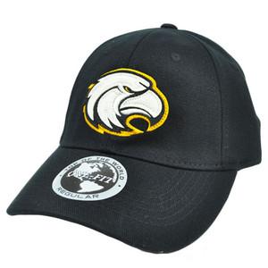 Southern Mississippi Golden Eagles Applique Patch Hat Cap NCAA Flex Fit Stretch