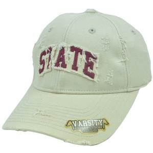 NCAA Arizona State Sun Devils Top of World Varsity Distressed Hat Cap Flex Fit