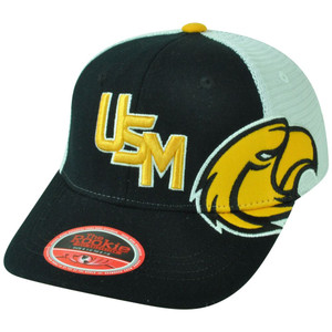 the latest 3707f 3c66c ... promo code for ncaa usm southern mississippi golden eagles brisk youth  flex fit mesh hat cap