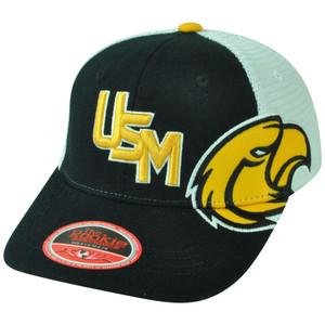 NCAA USM Southern Mississippi Golden Eagles Brisk Youth Flex Fit Mesh Hat Cap