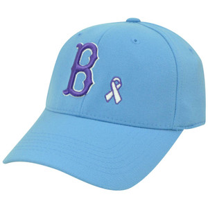 NCAA UCLA California Los Angeles Bruins Purple Ribbon One Size Flex Fit Hat Cap