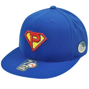 MLB PITTSBURGH PIRATES  FITTED 7 1/8 SUPERMAN FLAT HAT