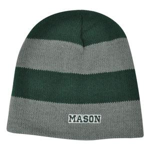 NCAA American Needle Women Ladies George Mason Patriots Cuffless Knit Green Hat