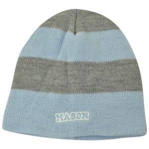 NCAA American Needle Women Ladies George Mason Patriots Cuffless Knit Light Blue