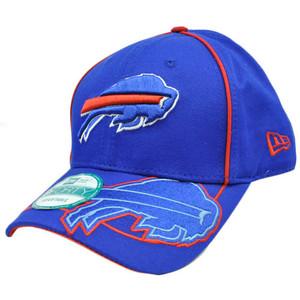 NFL New Era 9Forty 940 Hurry Up O Hat Cap Velcro Adjustable OSFA Buffalo Bills