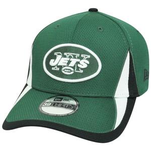 NFL New Era 3930 39Thirty New York Jets 2013 Training Camp Flex Fit S/M Hat Cap