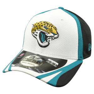 NFL New Era 39Thirty Jacksonville Jaguars 2014 Official Training Flex Fit M/L