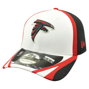 NFL New Era 39Thirty Atlanta Falcons 2014 Official Field Training Flex Fit S/M