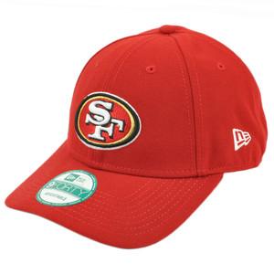 NFL New Era 9Forty 940 San Francisco 49ers The League Adjustable Velcro Hat Cap