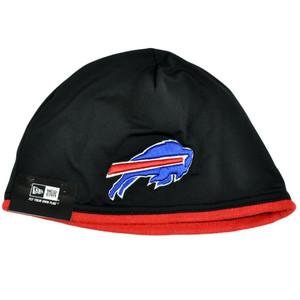 NFL New Era Buffalo Bills Tech Knit Game Cuffless Beanie Hat Skully Toque