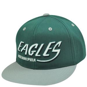 NFL PHILADELPHIA EAGLES OLD SCHOOL SNAPBACK CAP HAT