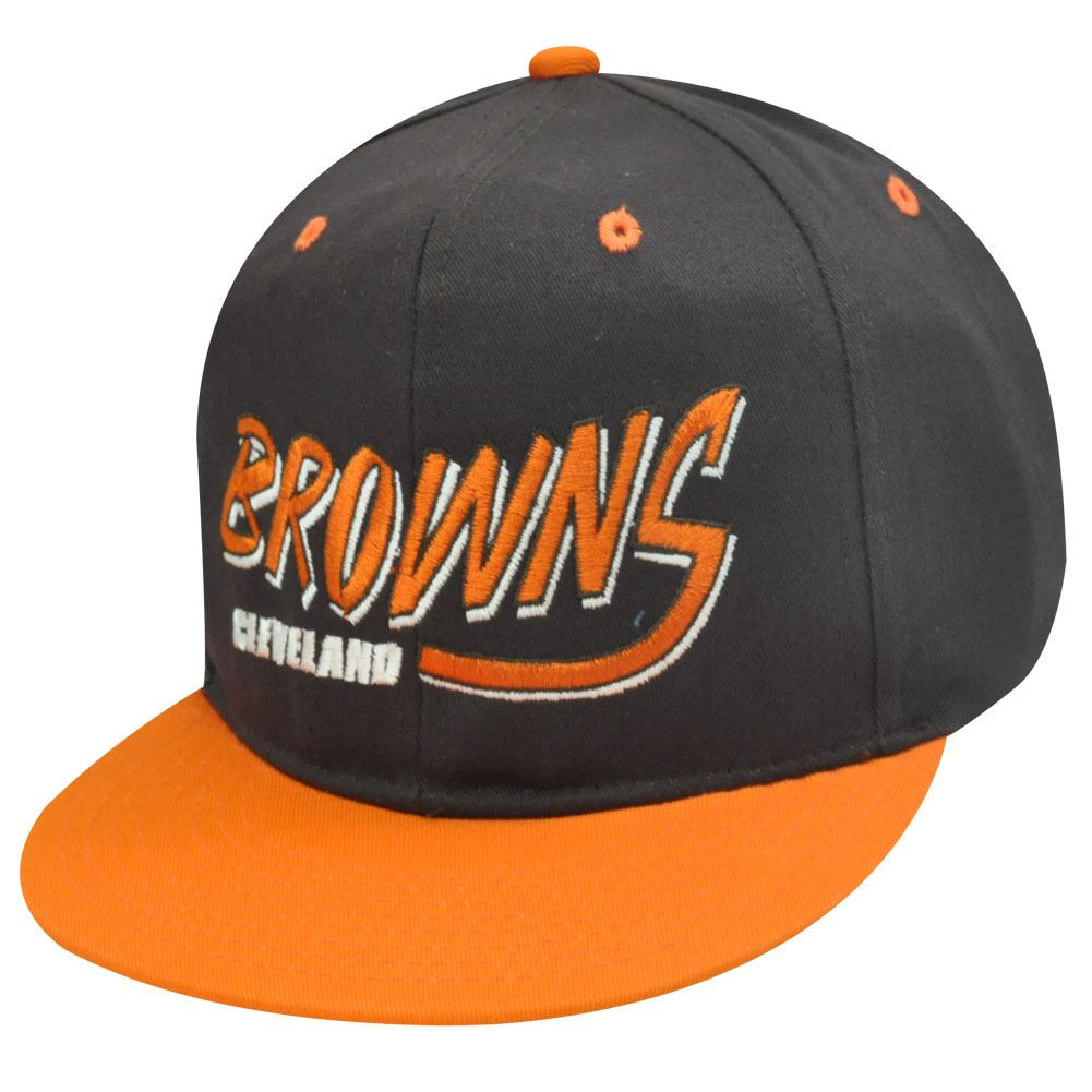 85990ec477e NFL CLEVELAND BROWNS RETRO VINTAGE HAT CAP SNAPBACK. Your Price   27.95  (You save  2.04). Image 1. Larger   More Photos