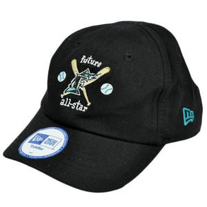 MLB Florida Marlins Future All Star Youth Toddler Baby Boy Stretch Black Hat Cap