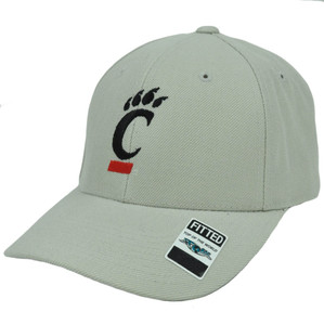 NCAA Cincinnati Bearcats Top of World Fitted 6 3/4 Hat Cap Construct Youth Kids