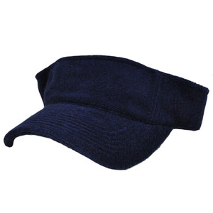 Blank Solid Color Terry Cloth Cotton Towel Material Tennis Sport Visor Hat Cap