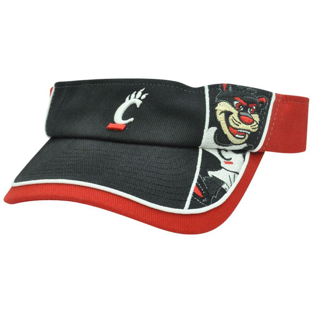 online store d4962 64e35 NCAA Cincinnati Bearcats Mascot Velcro College Sports Adjustable Hat ...