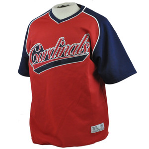 MLB True Fan St Louis Cardinals Authentic Licensed Baseball Jersey Shirt