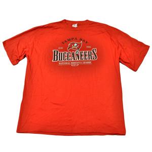 NFL Tampa Bay Buccaneers National Football League Mens Adult Tshirt Tee