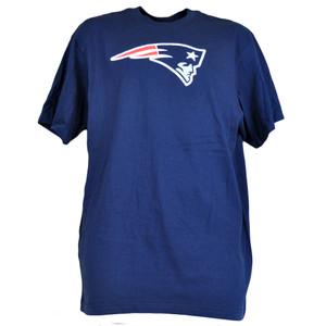 NFL New England Patriots Football Mens Reebok Team Apparel Cotton Tshirt