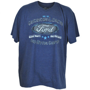 American Legend Ford Motor Company Novelty Tshirt Tee Triblend Brand XLarge XLG
