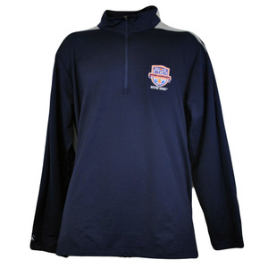 NCAA Antigua Pullover Succeed 2013 BCS Notre Dame Track Jacket Sweater