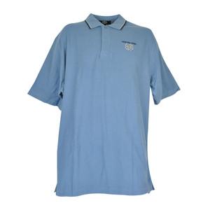 NCAA Notre Dame Fighting Irish Collar Polo Vantage School Work Shirt Mens XLarge