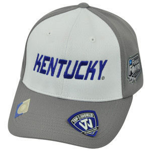 NCAA Kentucky Wildcats 2014 Men's Basketball Final Four Velcro Two Tone Hat Cap