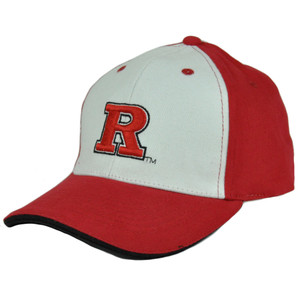 NCAA Rutgers Scarlet Knights Expo Flex Fit One Size Licensed Constructed Hat Cap