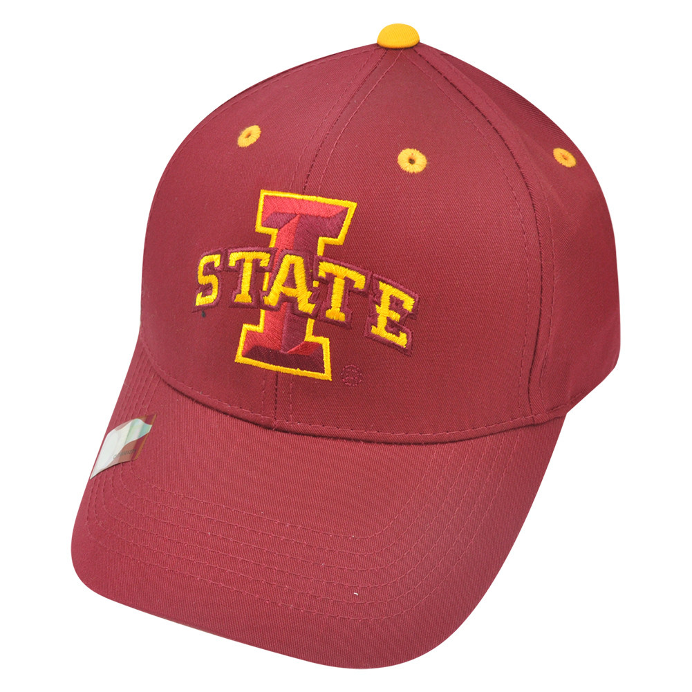 size 40 21713 3f045 ... where can i buy ncaa iowa state cyclones fan twill logo constructed  strapback velcro hat cap