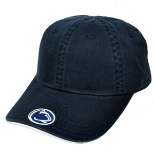 NCAA American Needle Penn State Nittany Lions Flambam Women Ladies Hat Navy Cap