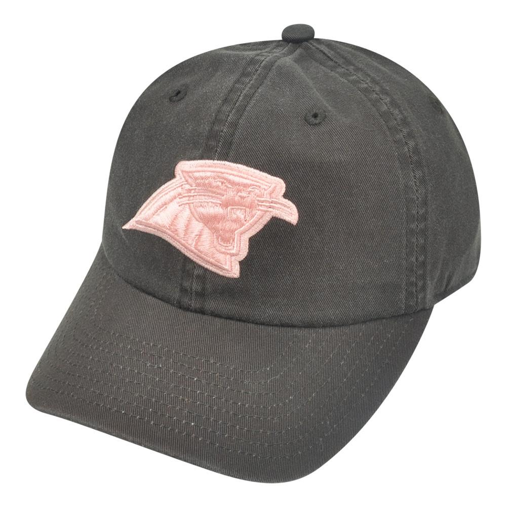 NFL Carolina Panthers Betsy Womens Brown Ladies Sun Buckle Garment Wash Hat  Cap. Price   15.95. Image 1 de04a5199