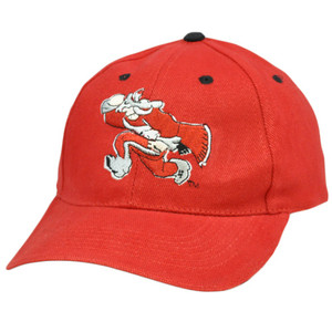 NCAA UNLV Nevada Las Vegas Rebels Hat Cap Cotton Velcro Adjustable Constructed