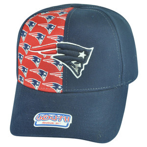 NFL New England Patriots Reebok Youth Velcro Two Tone Adjustable Football Hat