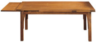 Mission Drawtop Butterfly Oak Table