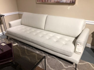 Bracci Leather Sofa
