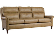 Stickley Woodlands Leather Sofa