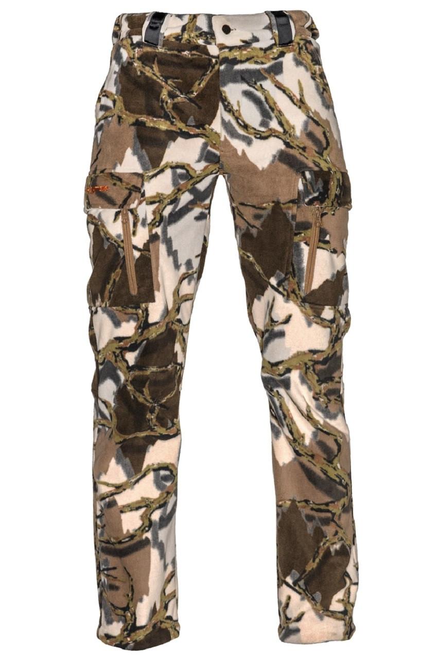 3914cc09e5a21 ... Stealth Micro Fleece Pant. Brown Deception
