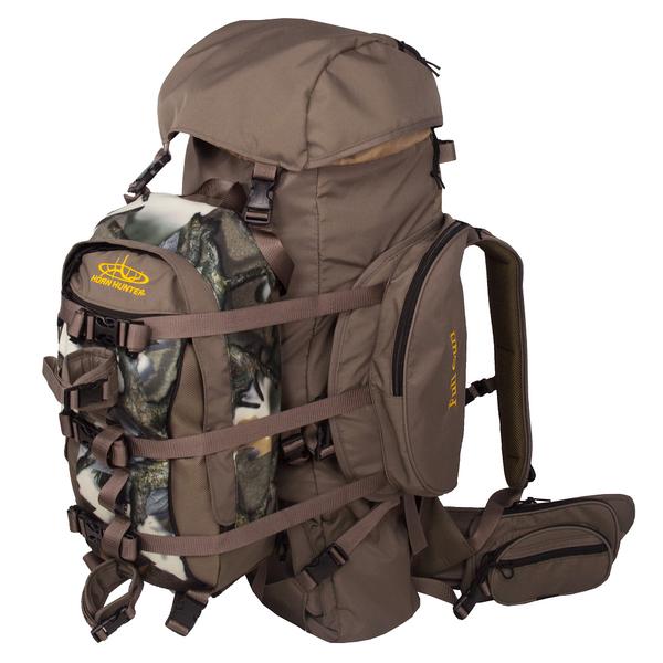 Full Curl System - Pack, Frame, Bag