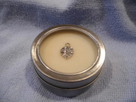 Lavender - Electra's Butter Lotion (Small With Leaf Charm)