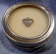 Gardenia - Electra's Butter Lotion (Small With Heart Charm)