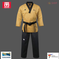 Mooto TAEBEK POOMSAE Taekwondo Uniform WT Approved Dobok High Dan Martial Arts