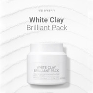 EUNYUL White Clay KAOLIN Brillant Pack 3.4oz Reduce Face Pores Korea Cosmetics