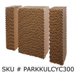 Portacool KUUL® Replacement Pads for Cyclone 3000 Fans - PARKKULCYC300