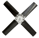 Portacool Fan Blade Assembly for JetStream 2400 Model - BLADE-ASSM-24