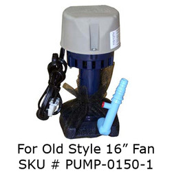 "Portacool Pump for 16"" Fan Model - PUMP-0150-1"